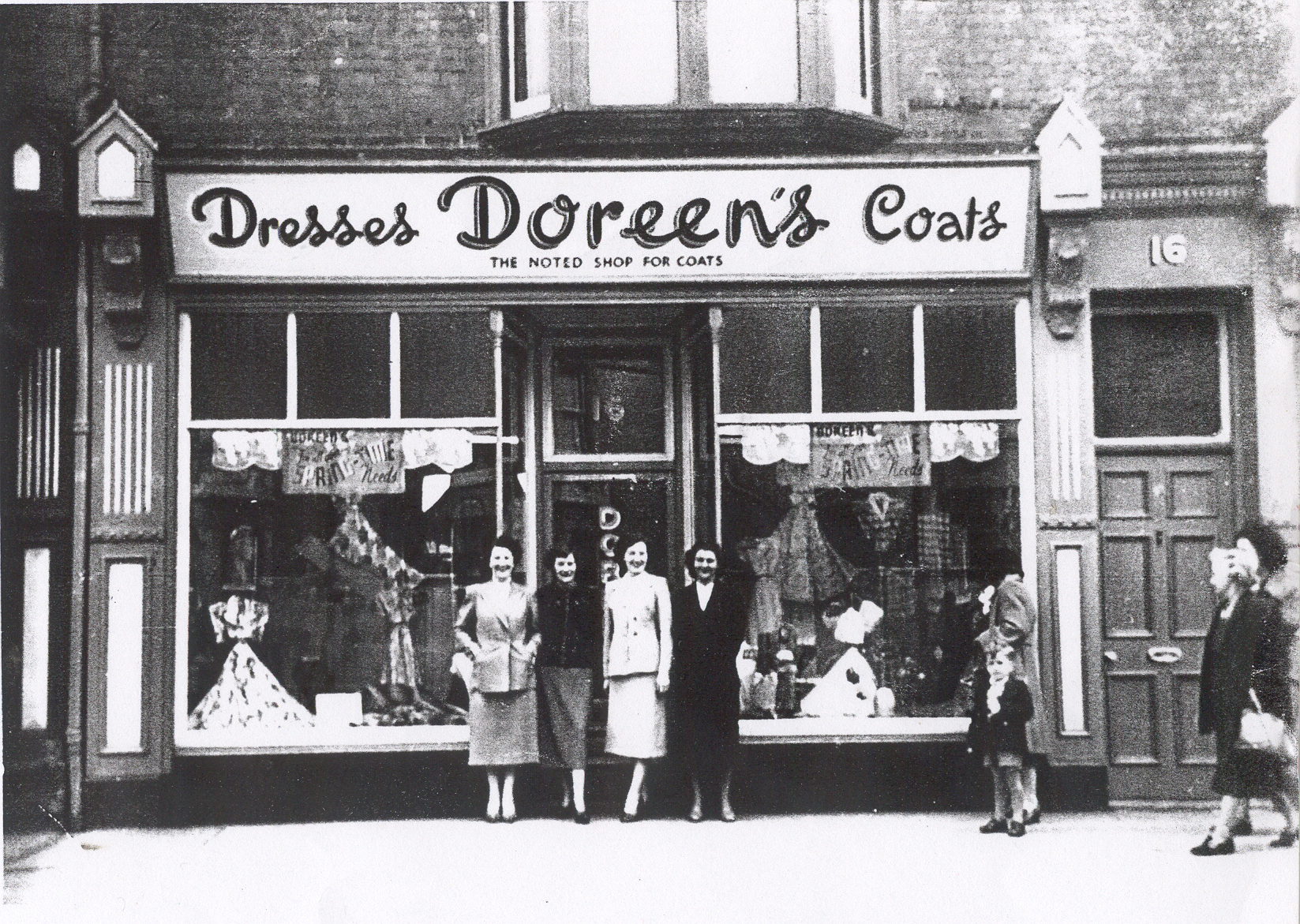 Doreen's, Mill Road.