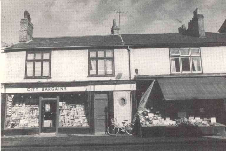 City Bargains, 95 Mill Road, 1984.