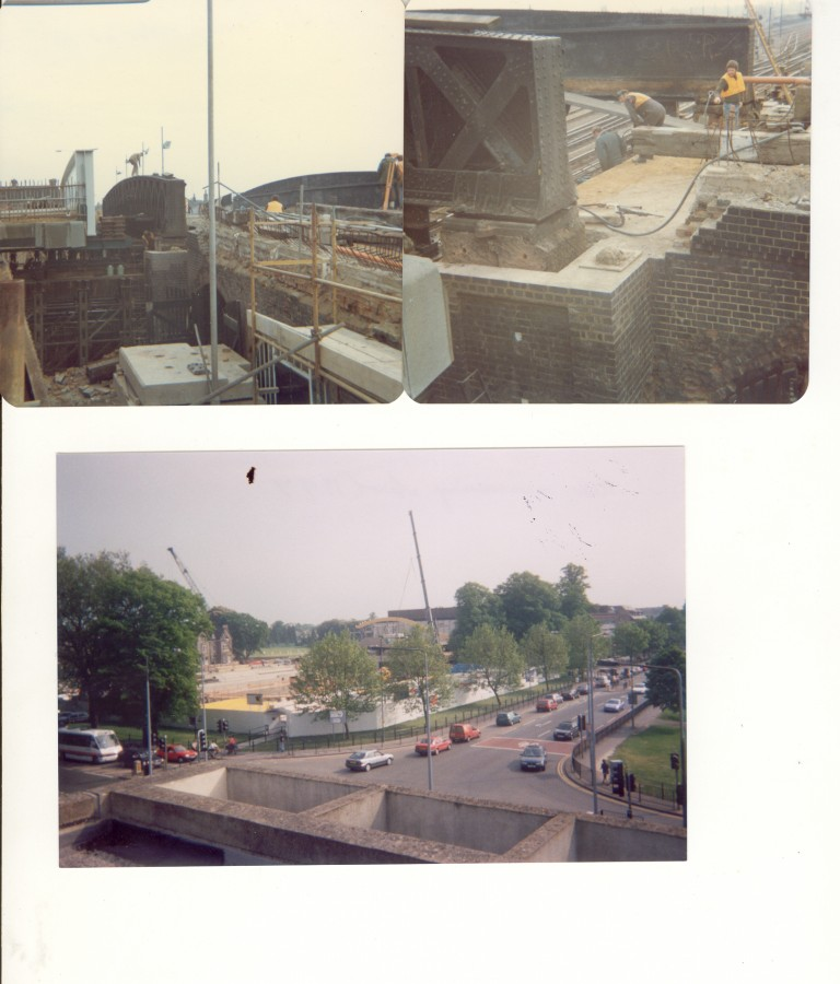 Mill Road Bridge 1980