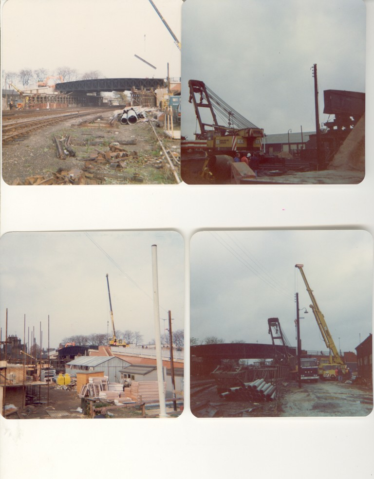 Mill Road Bridge Demolition