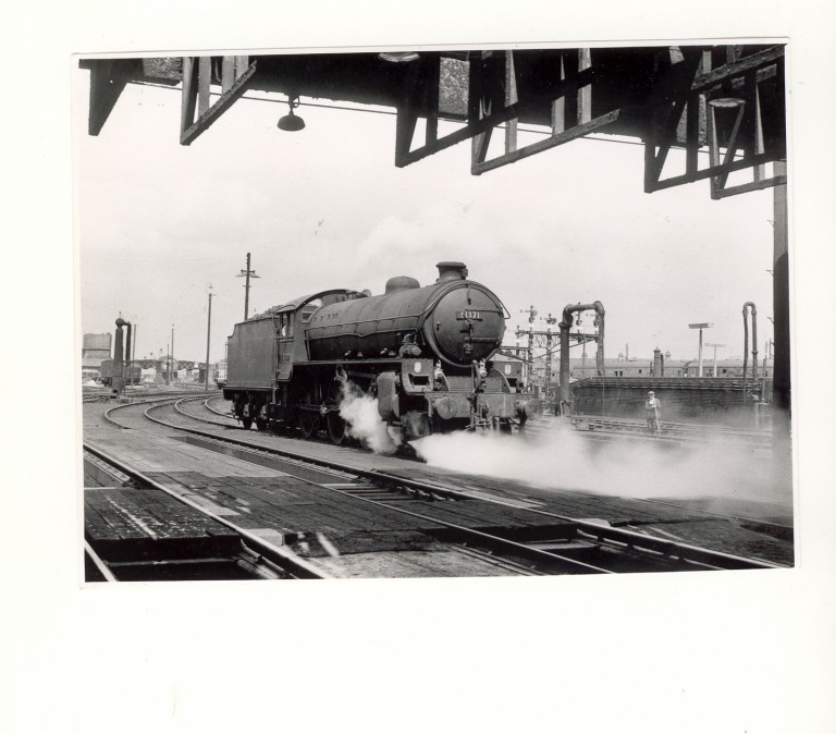 Last Steam Train