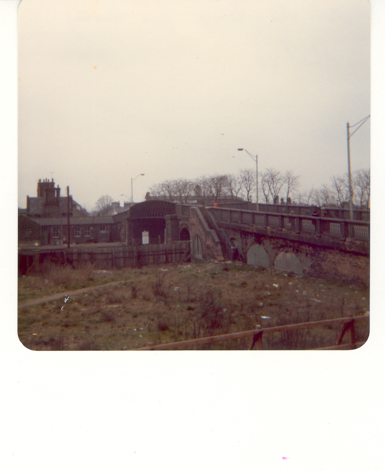 Mill Road Bridge from Argyle St