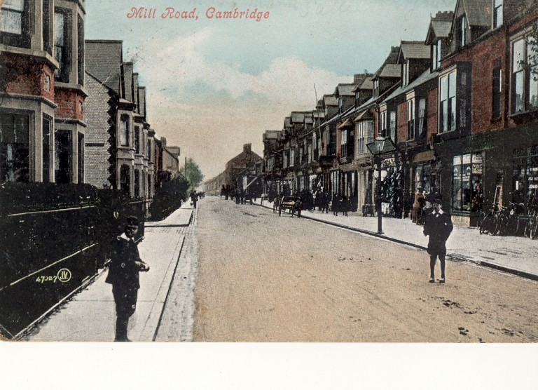 Mill Road Postcard