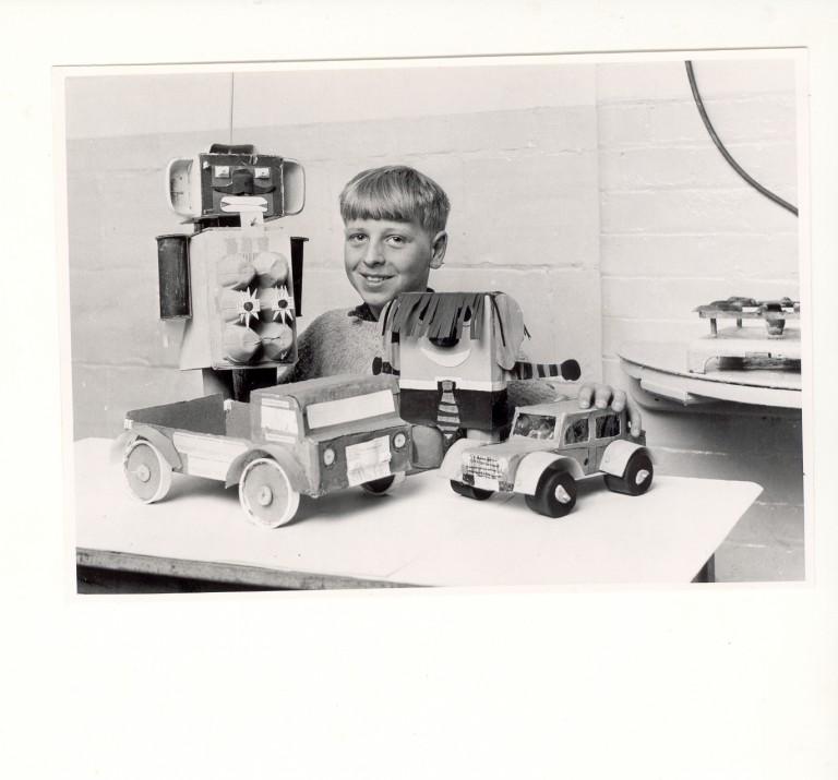 St. Philip's School Toys