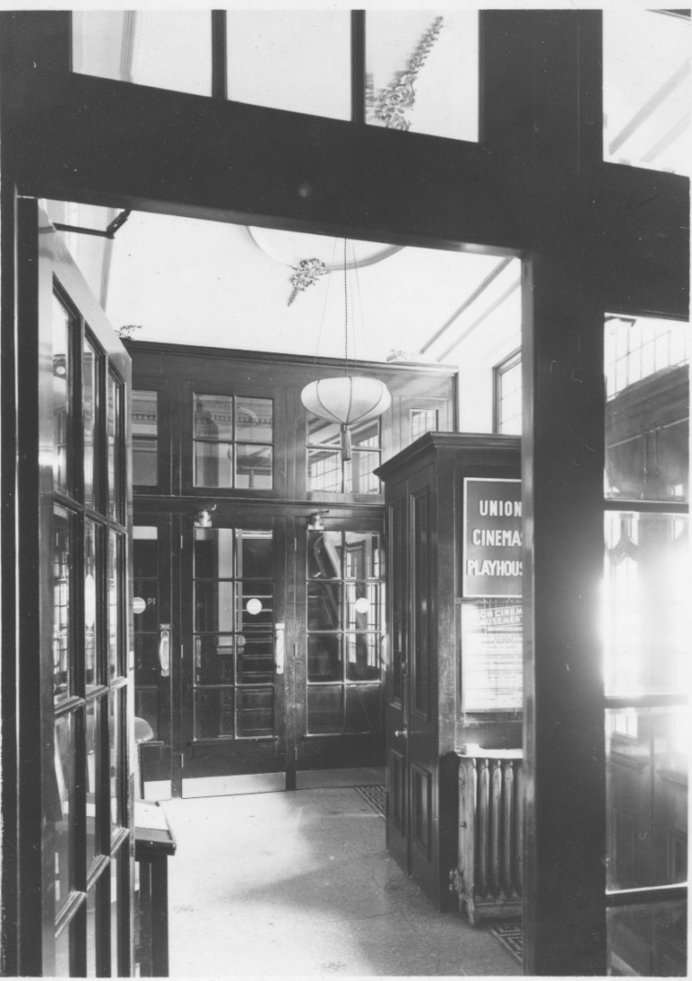 Playhouse Lobby Interior