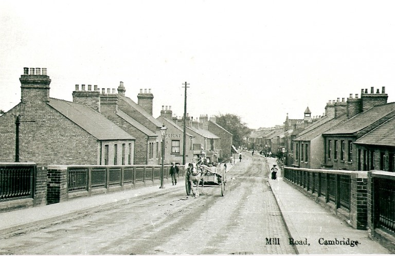 Mill Road Bridge Postcard