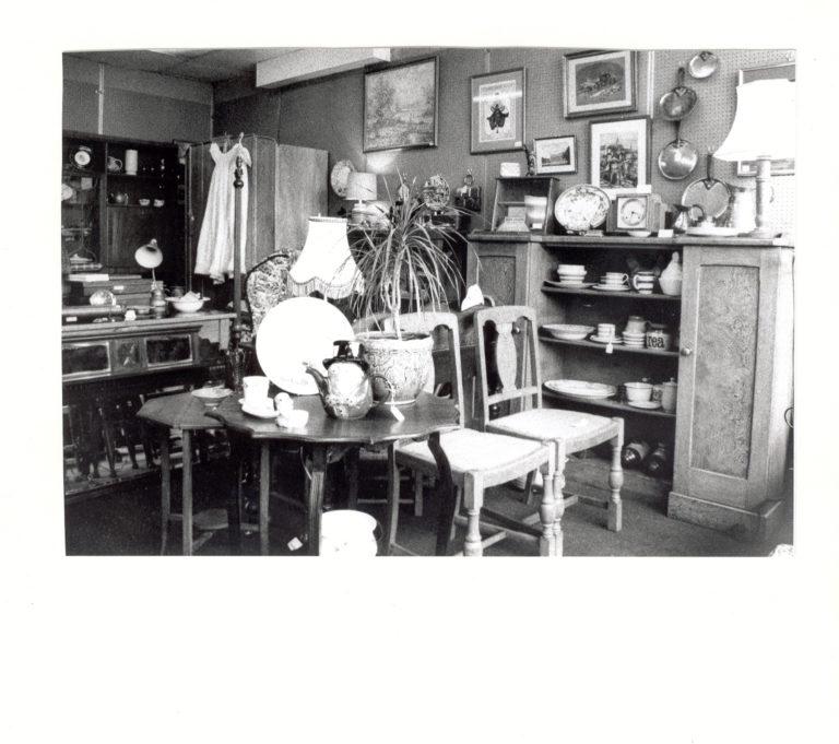 Gwydir Street Shops
