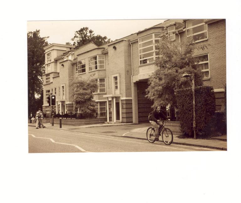 Petersfield Mansions