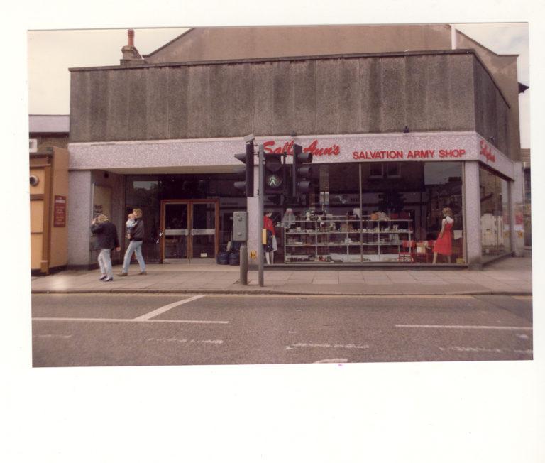 Sally Ann's